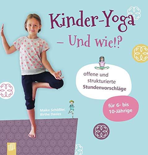 Buch Kinder-Yoga