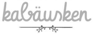 Kabaeusken-Schriftzug
