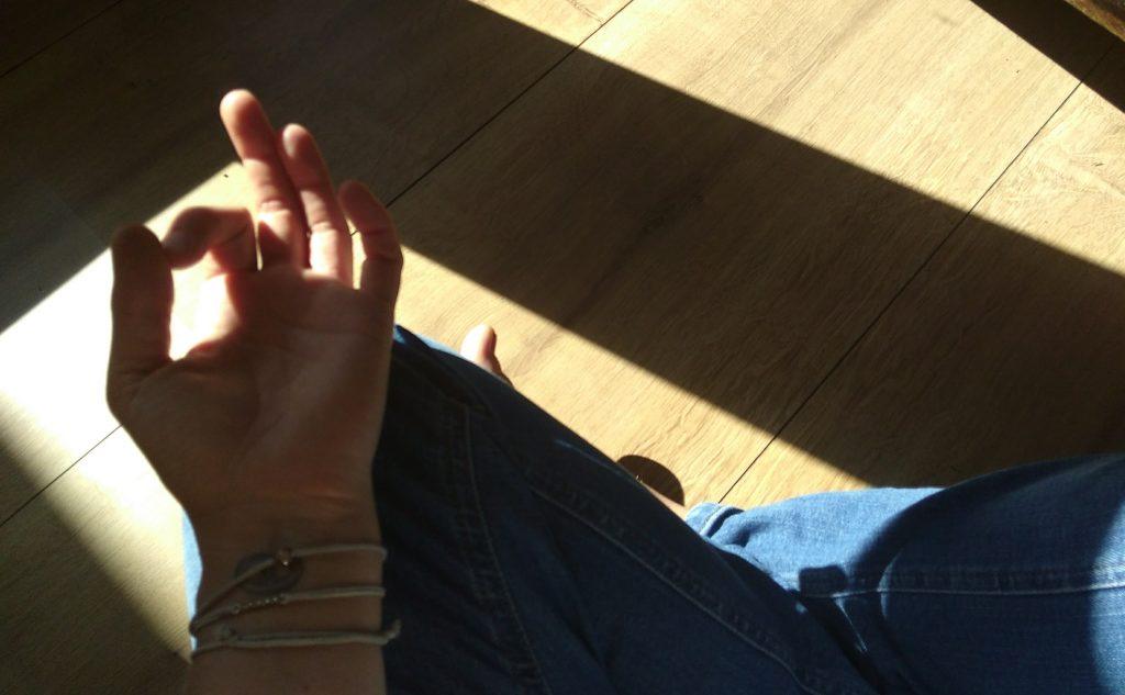 Meditation Ruhe bewahren